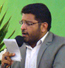 آقاي حاج حسن شالبافان  حجت الاسلام والمسلمين دکتر مجتبي کلباسي  کربلايي علي برزگر ارد